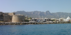 Kyrenia and Besparmak mountains