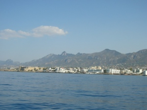 Kyrenia and Besparmak