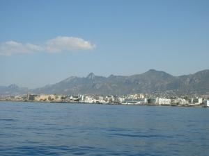 Kyrenia and Besparmak