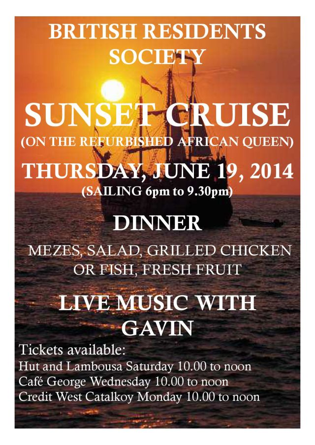 BRS Sunset Cruise