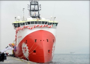 Barbaros ship