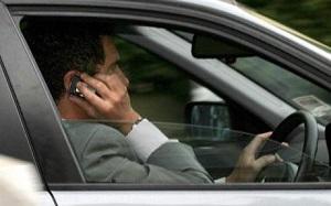 Drive on phone