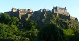 Burg Edinburgh