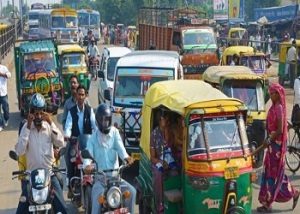 Indian trafic