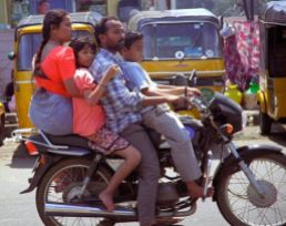 Indian trafic_2