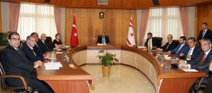 TRNC Government 2015