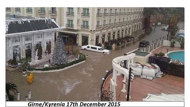 Kyrenia Flood 20151217