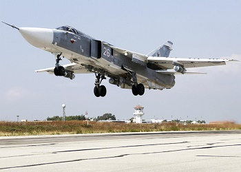 Russian Warplane