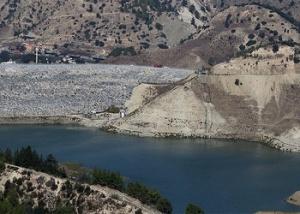 Gecitköy dam
