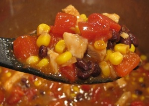 Chicken stew Mexican style