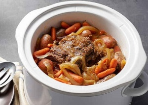 Slow Cooke Pot Roast
