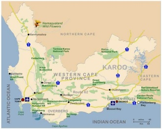 South Africa map_2