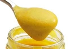BBQ Mustard - White Wine Sauce