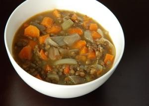 turkish-recipes-carrots-and-lentils
